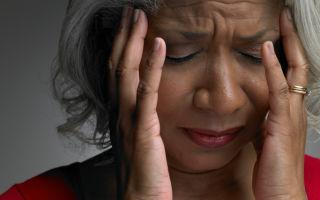 Первые признаки инсульта и инфаркта у женщин