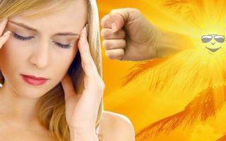 Солнечный и тепловой удар: симптомы у взрослых и у детей и оказание первой помощи