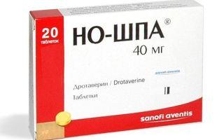 Помогает ли Но-шпа при головных болях: инструкция по применению