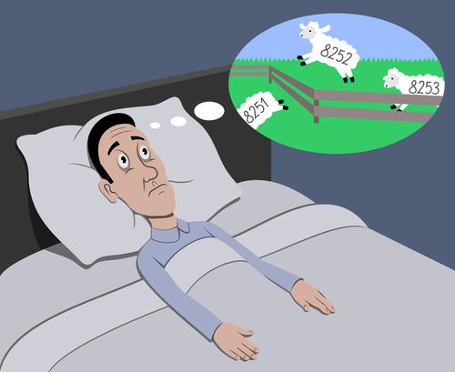 Считание овец