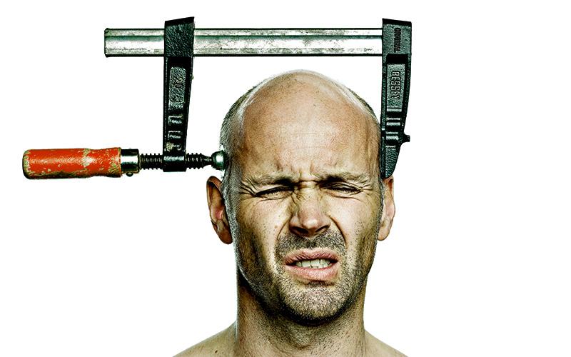Инструмент и голова