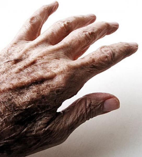 Старая рука