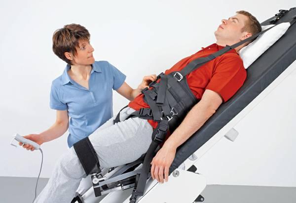 Тренажер для парализованных