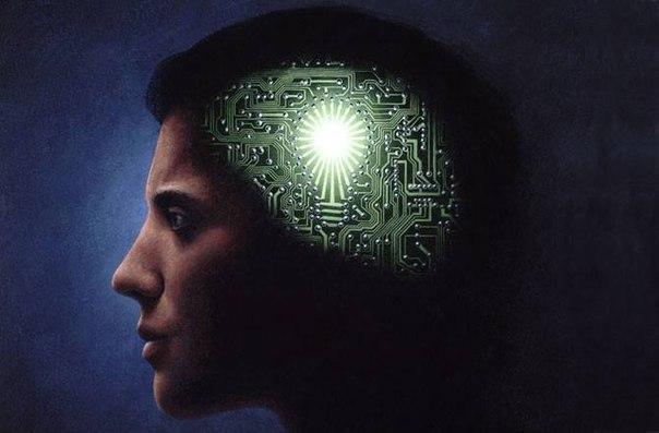 Микросхема в голове