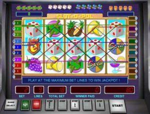 Игровой слот MegaJack